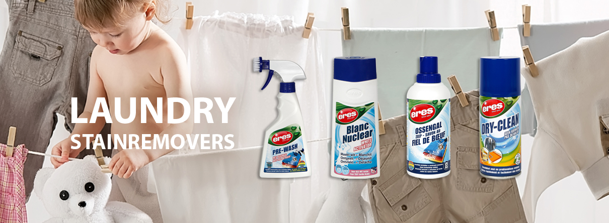 Laundry / Stainremovers
