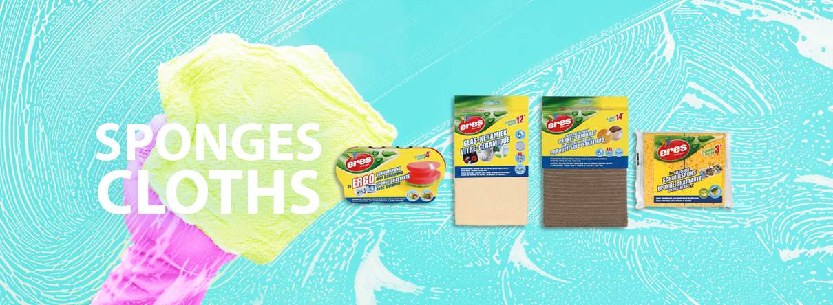 Sponges / Cloths