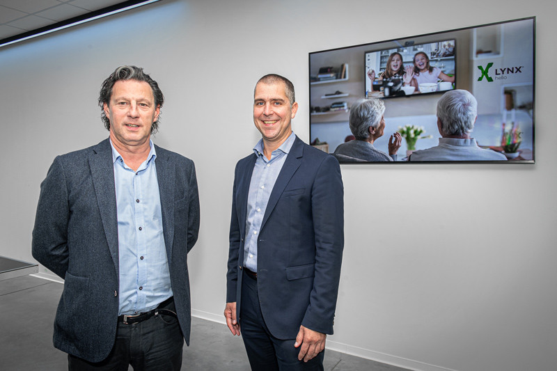 IDD Projects, IPTV pioneer in the Belgian healthcare sector, and Telecom-IT Group, headed by Filip Gelaude and Tom Messiaen, are joining forces.