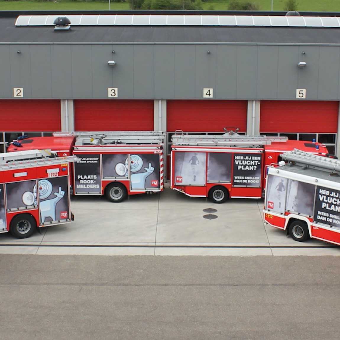 Fire brigade zone South-East-Aalst