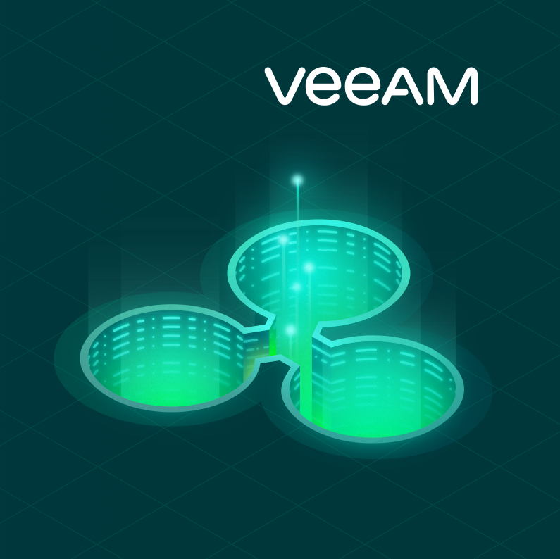 Veeam Back-up Microsoft 365