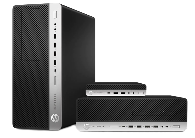 HP EliteDesk Series