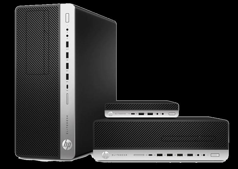 HP EliteDesk Series