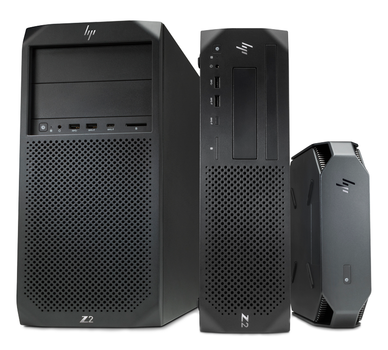 HP Z Workstation Series