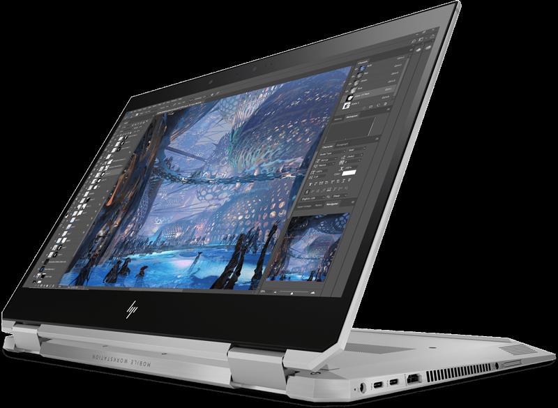 HP ZBook Studio X360