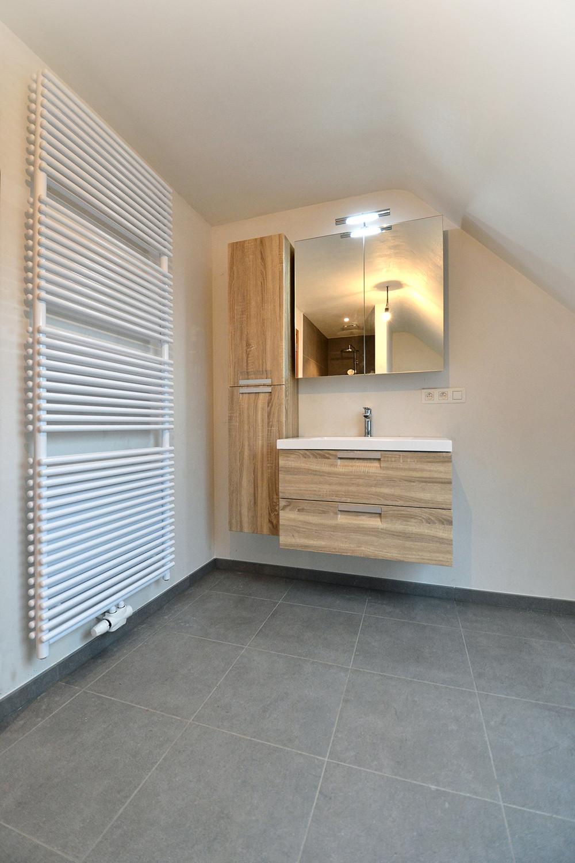 Bij keuze voor een All-Bouw woning kan men zelf zijn badkamermeubel laten samenstellen