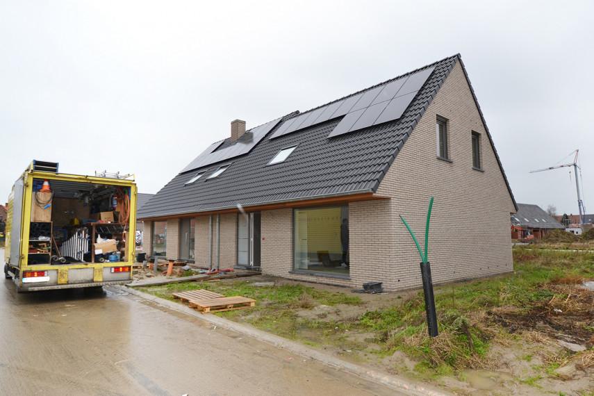 BEN woning West-Vlaanderen, energiezuinig bouwen Roeselare, BEN nieuwbouw, energiekosten nieuwbouw, nieuwbouwhuis bouwen, nieuwbouwhuizen, nieuwbouw te koop