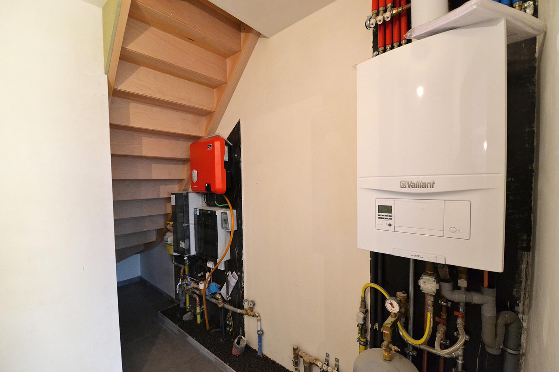 Deze woning maakt gebruik van energiezuinige technieken