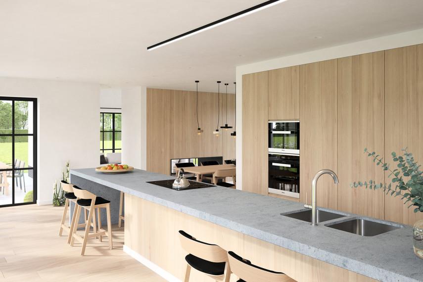 architect West-Vlaanderen, architect bouw Roeselare, bouwplan, voorontwerp, huis uittekenen, plattegrond, woning op maat, ontwerp woning, werfopvolging