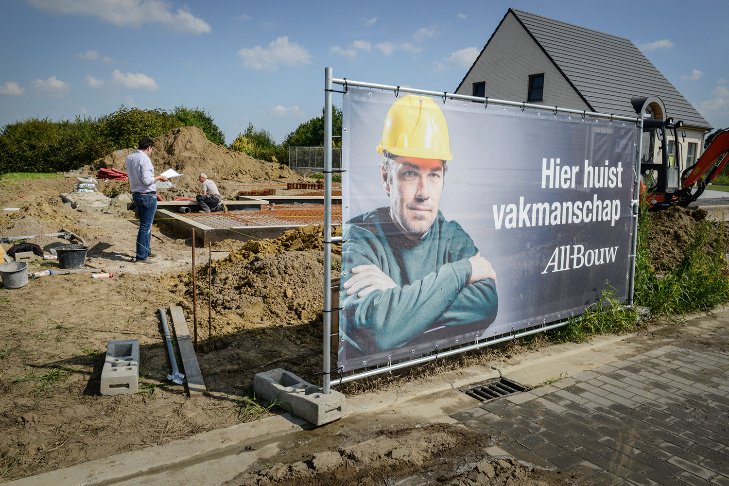 All-bouw is een erkend aannemer