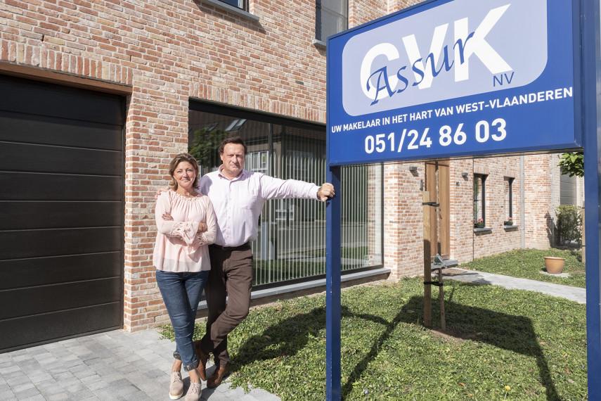 CVK Assur uit Roeselare bouwde met All-Bouw