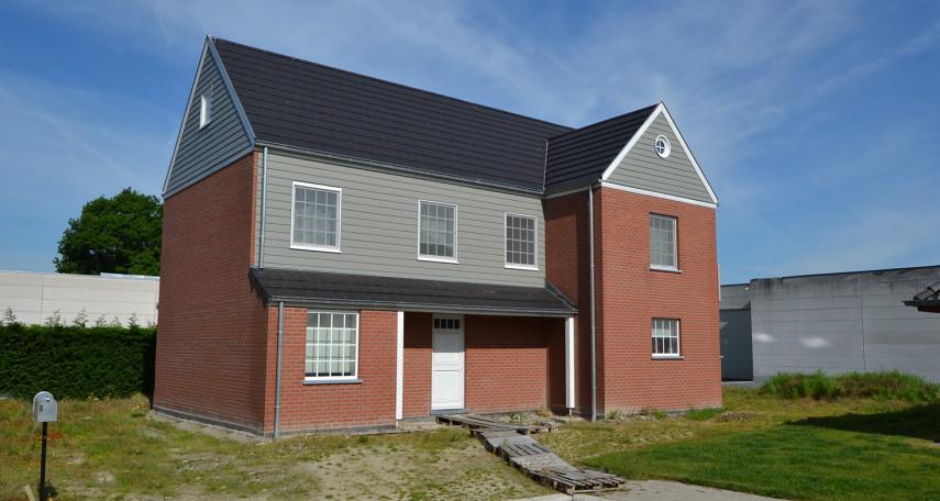 Nieuwbouw villa in Roeselare Verbrandhofstraat