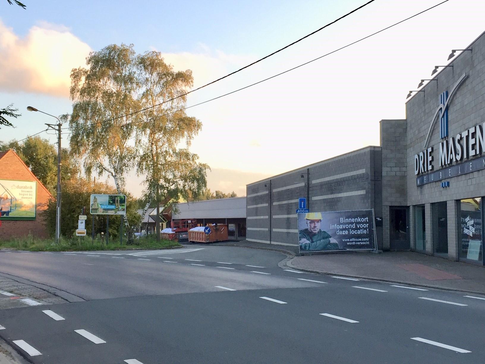 Gullegem bouwgrond loten percelen nieuwbouwwoning nieuwbouw verkaveling