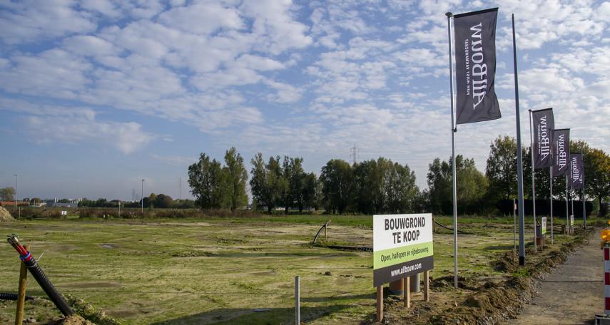 Hooglede_Honzebrouckstraat3 Roobaertpark bouwgrond Roeselare bouwgrond Hooglede bouwen nieuwbouwwoning bouwgrond bouwperceel kavel te koop