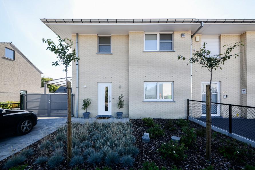 Halfopen nieuwbouwwoning als investering in Roeselare