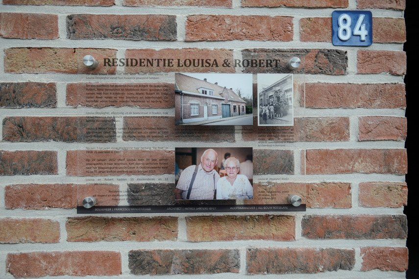 Residentie Louis en Robert: investeringsappartement in Staden gebouwd door All-Bouw