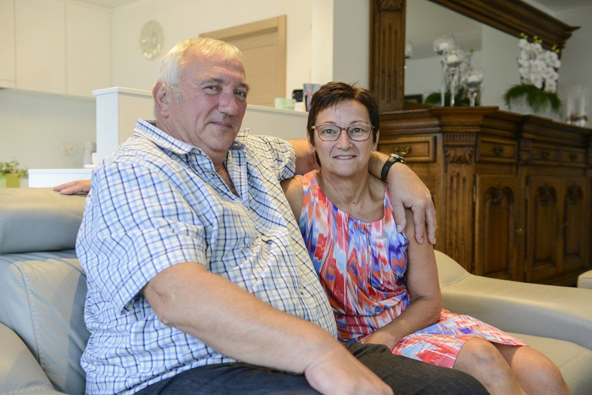 Ronny en Nadine vertellen over hun bouwervaring met totaalaannemer All-Bouw