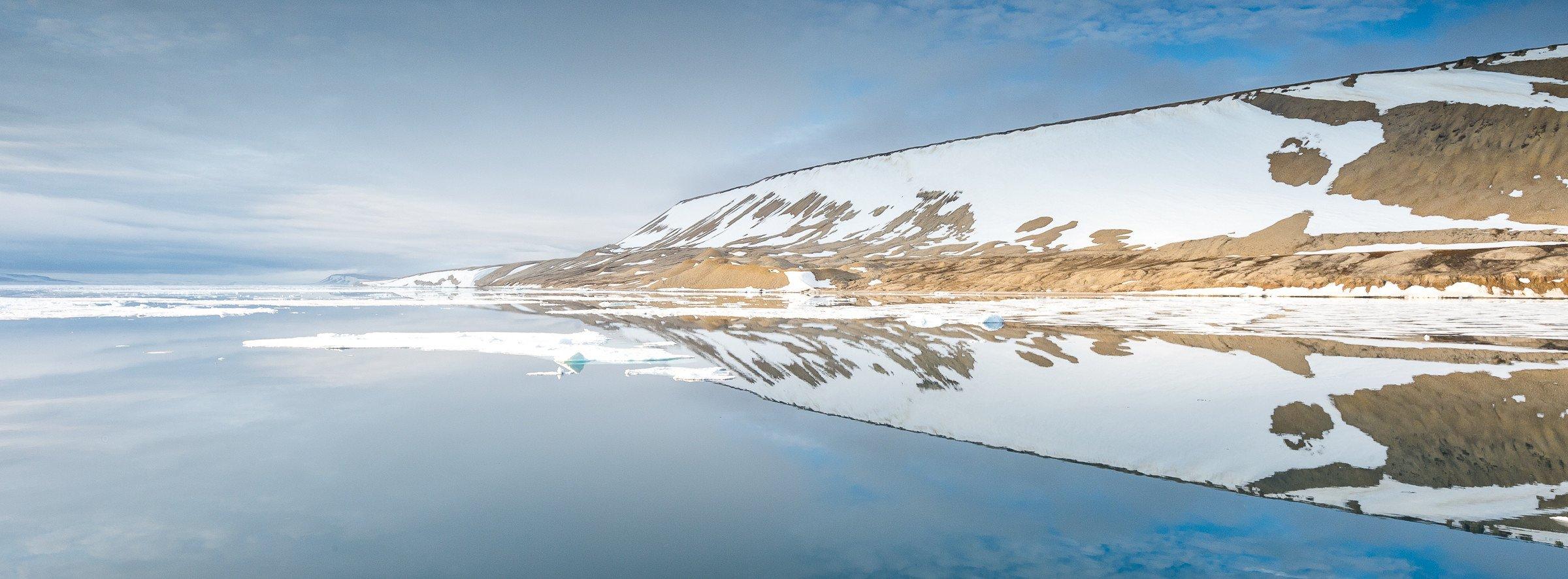 landschap arctisch 7689