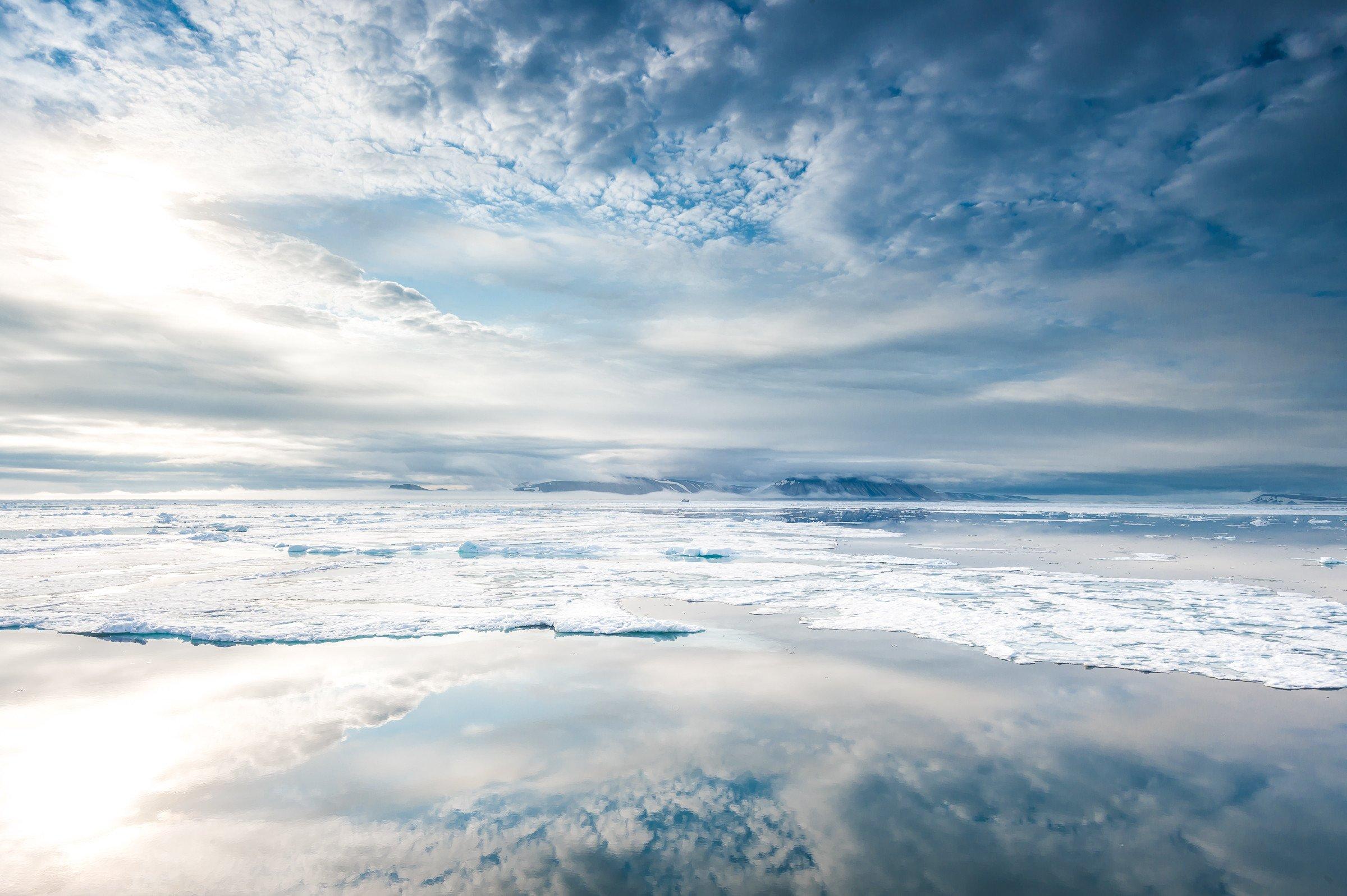 landschap arctisch 7697