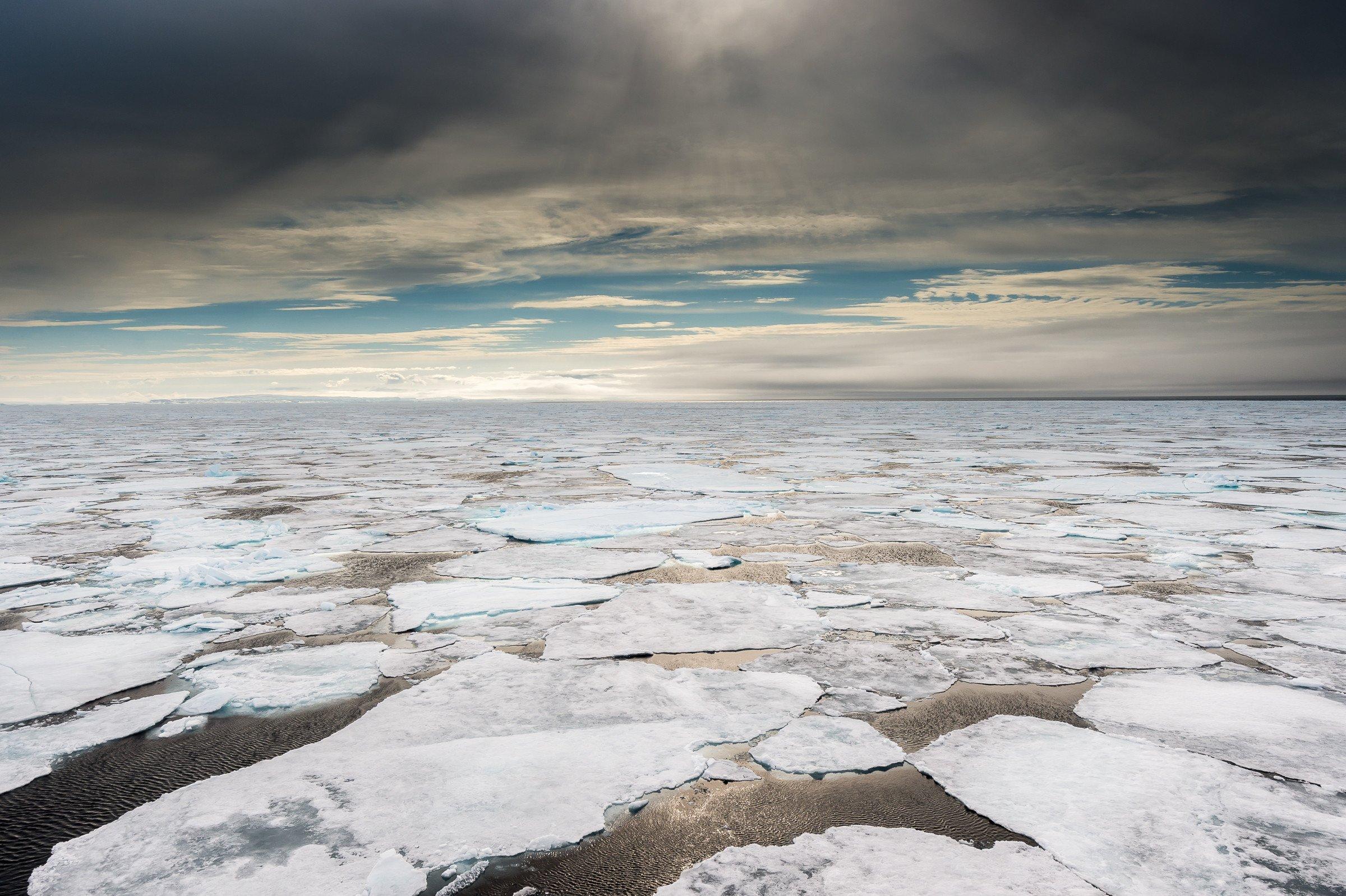landschap arctisch 6325
