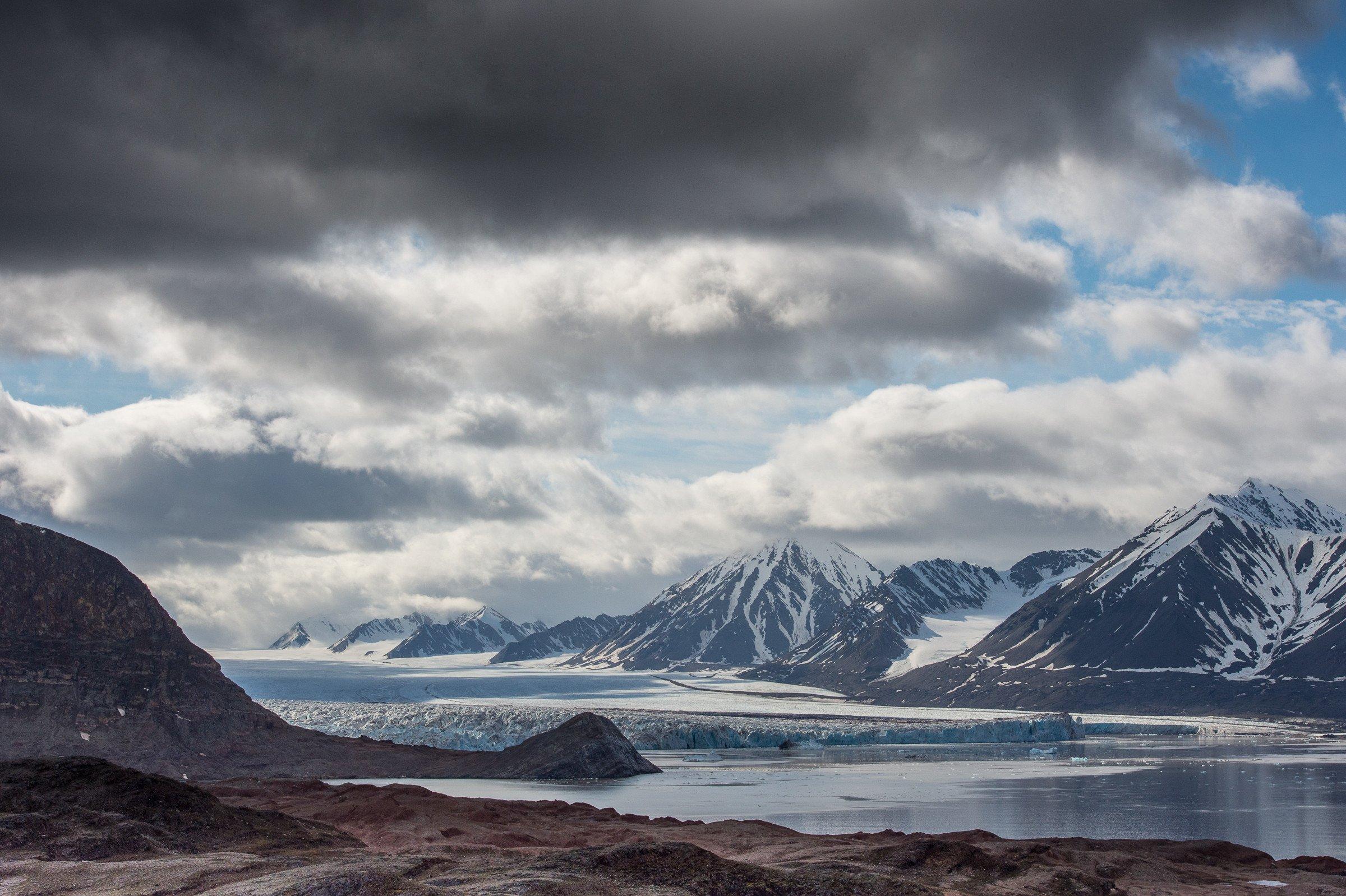 landschap arctisch 4979