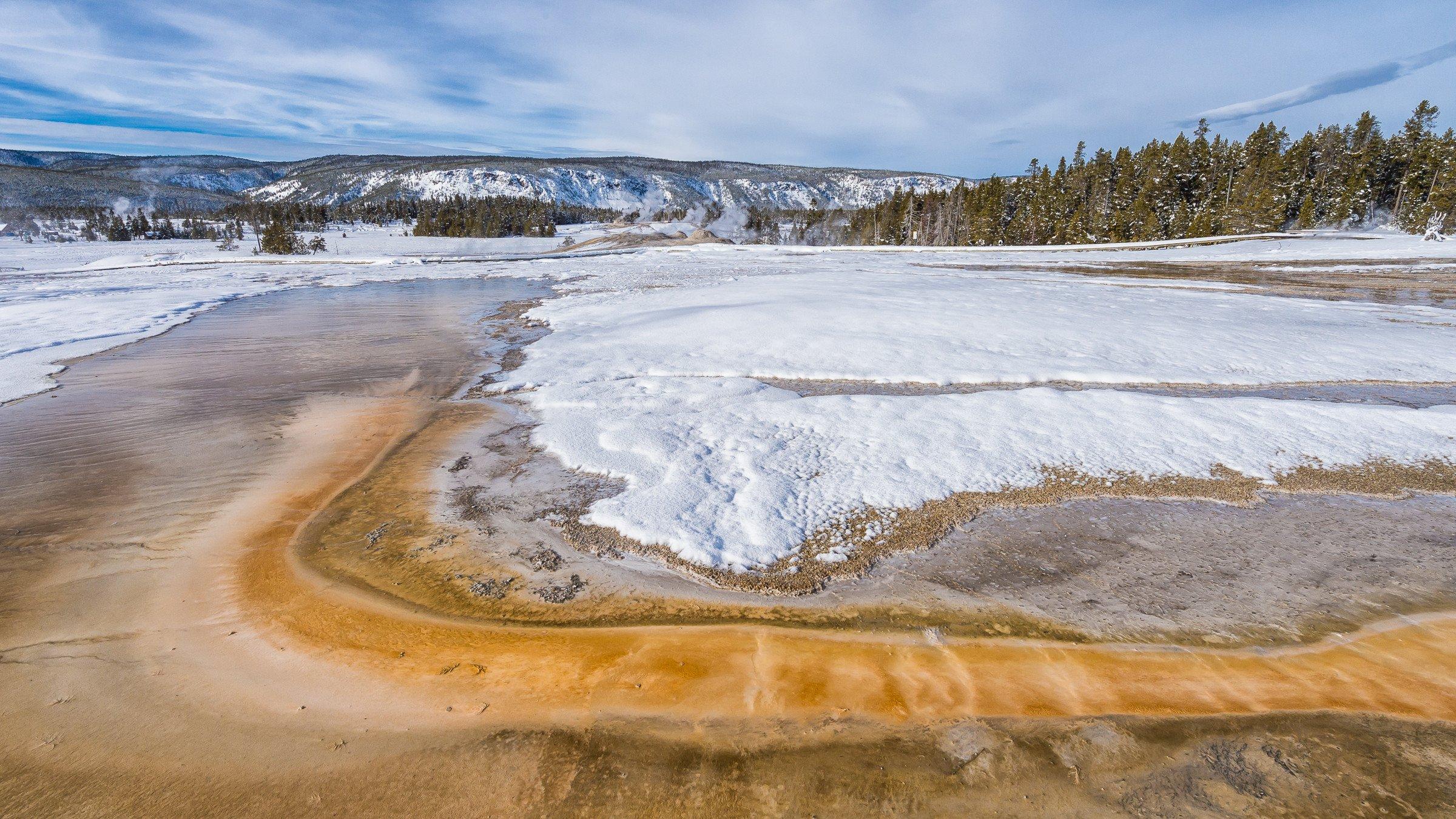 Yellowstone 6364