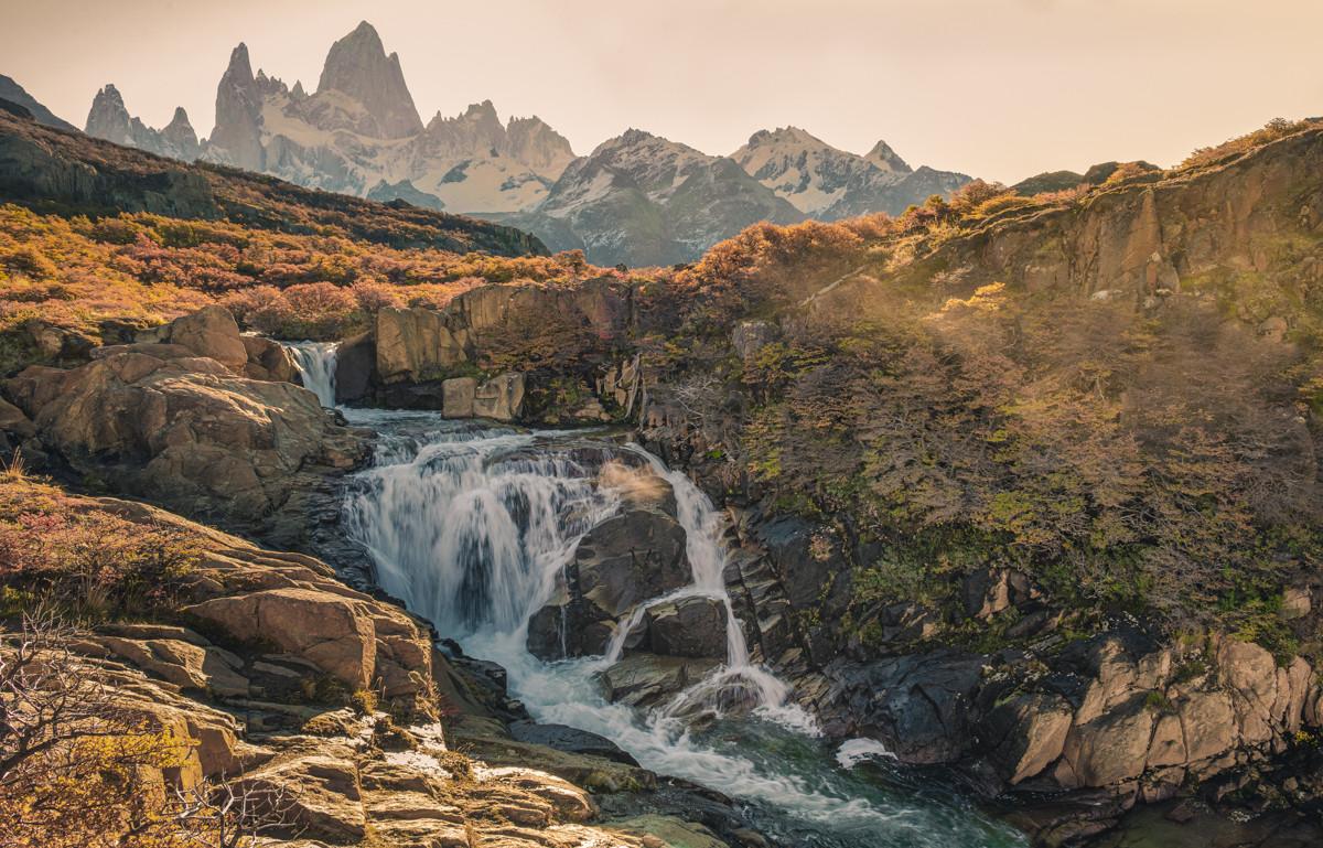 landschap Patagonie 4871