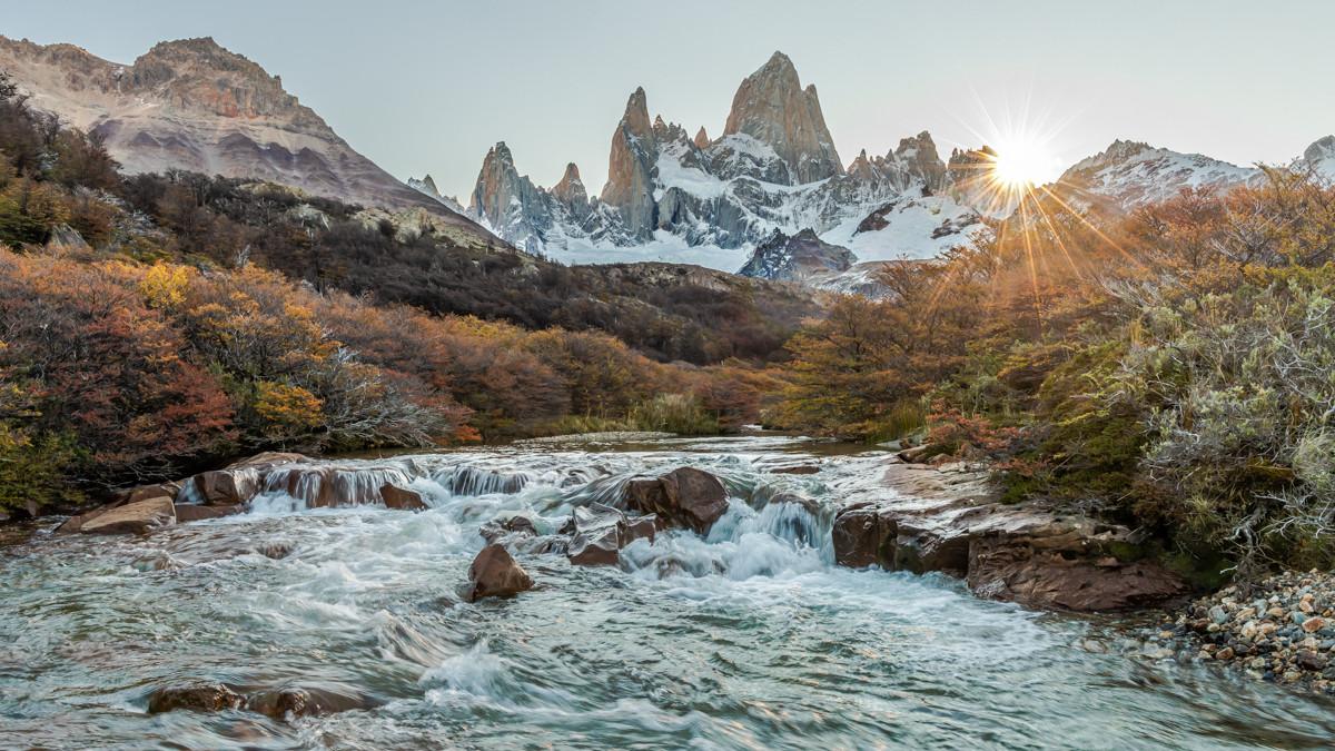 landschap Patagonie 4890