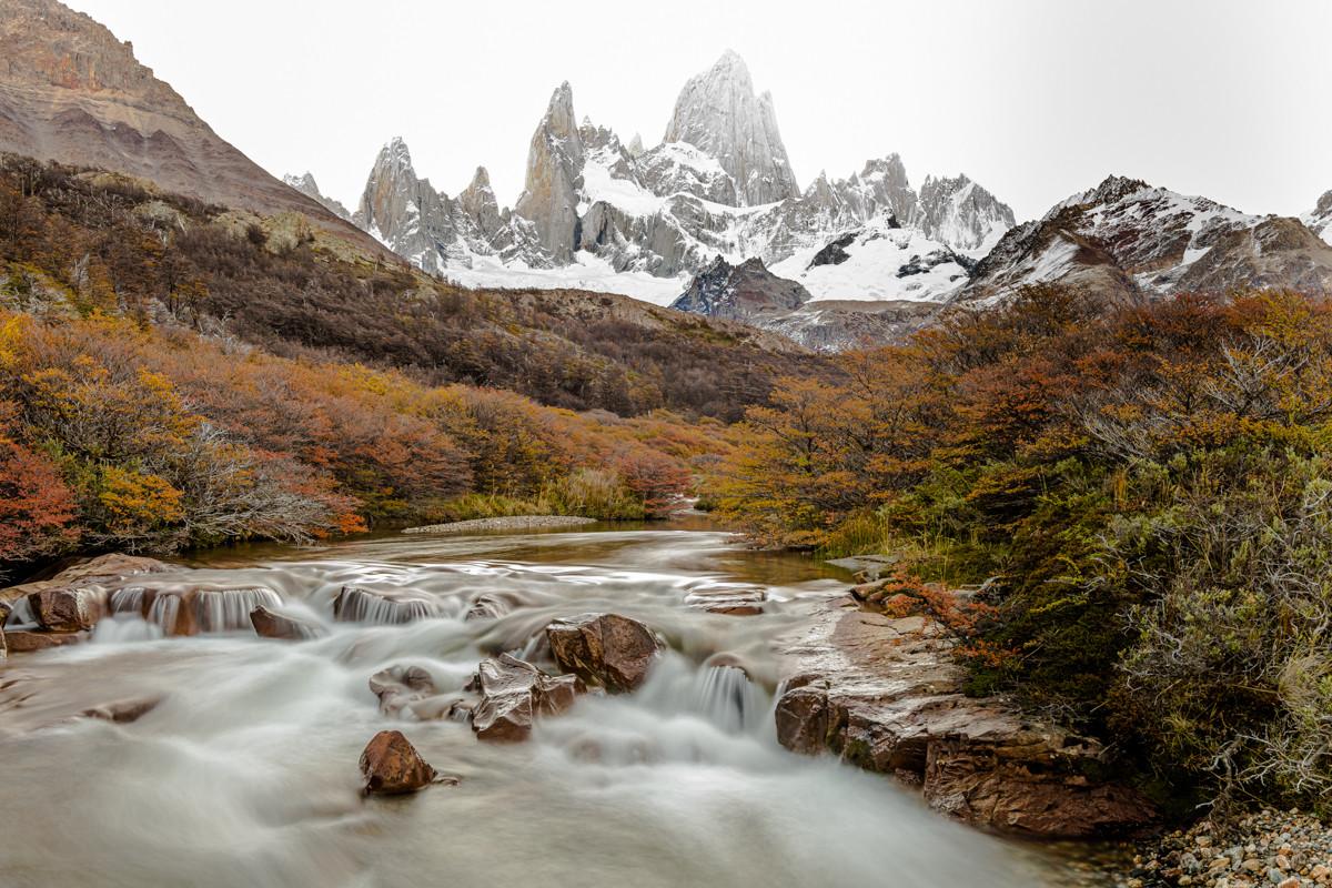 landschap Patagonie 4932
