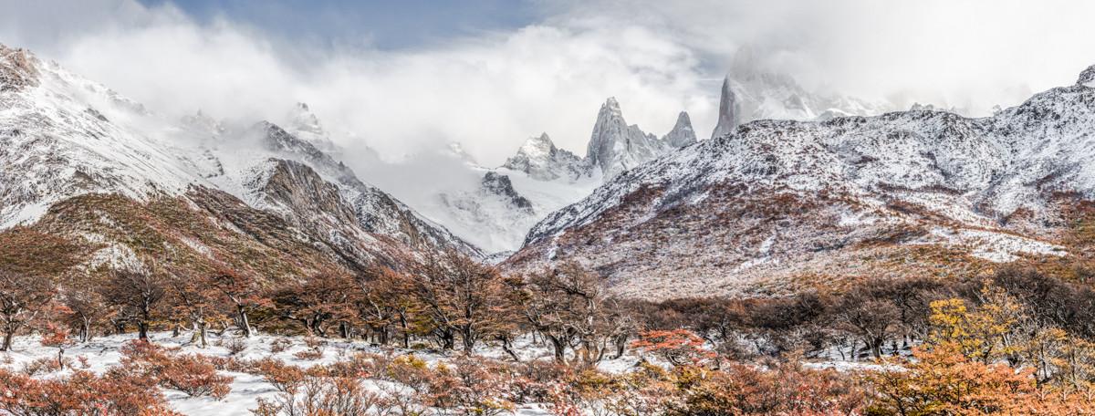 landschap Patagonie 5513