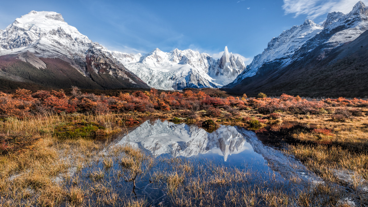 landschap Patagonie 6438