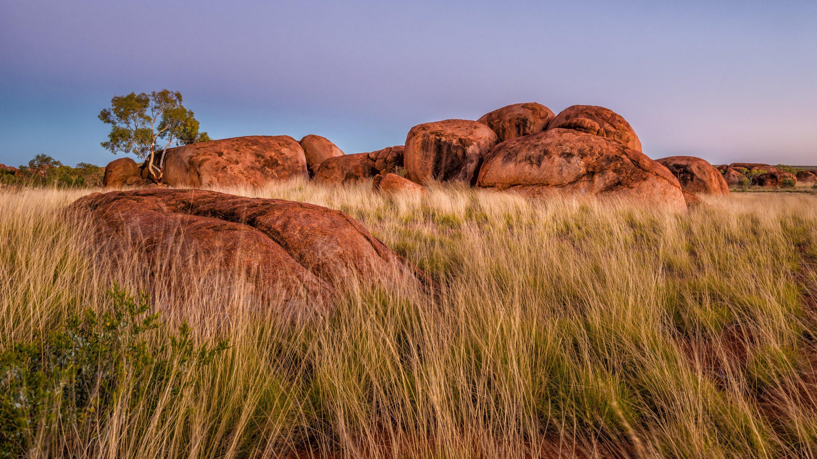 landschap Australie 9750