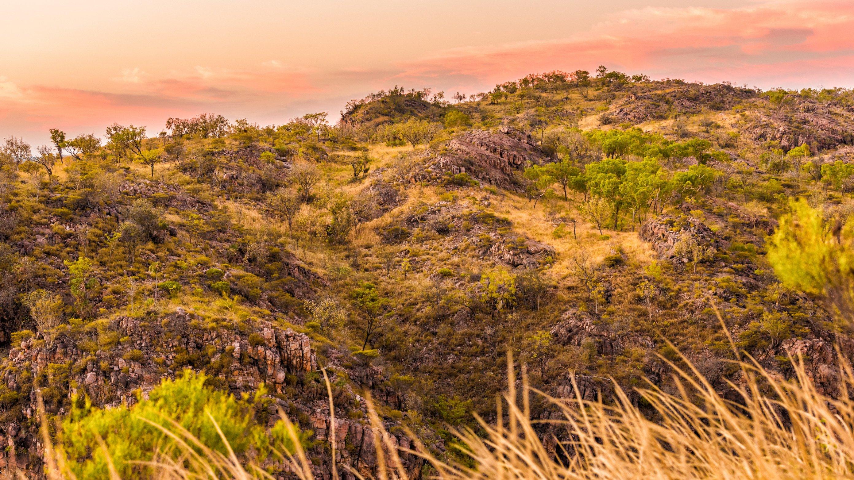 landschap Australie 9999
