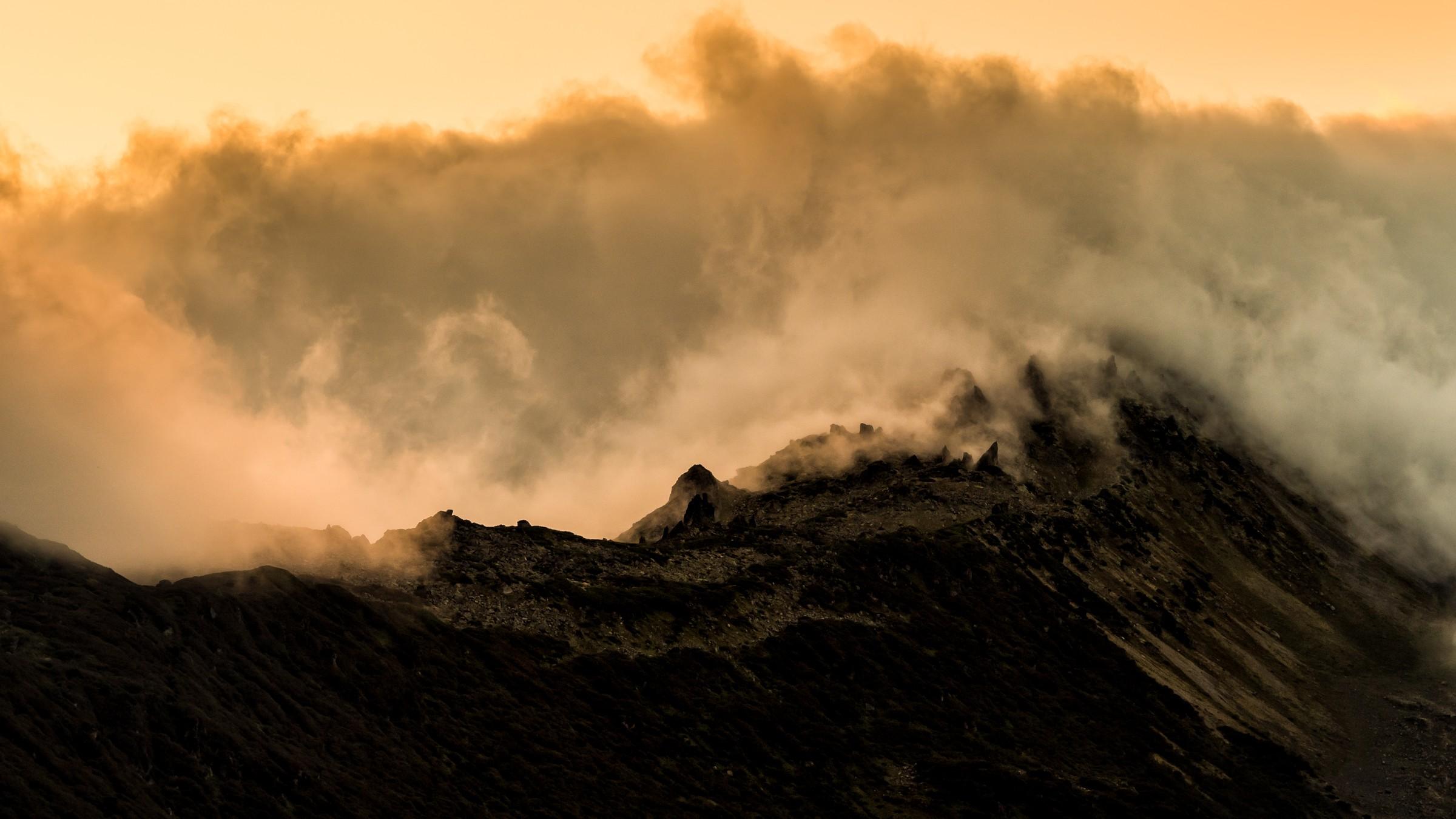 landschap kamchatka 1850