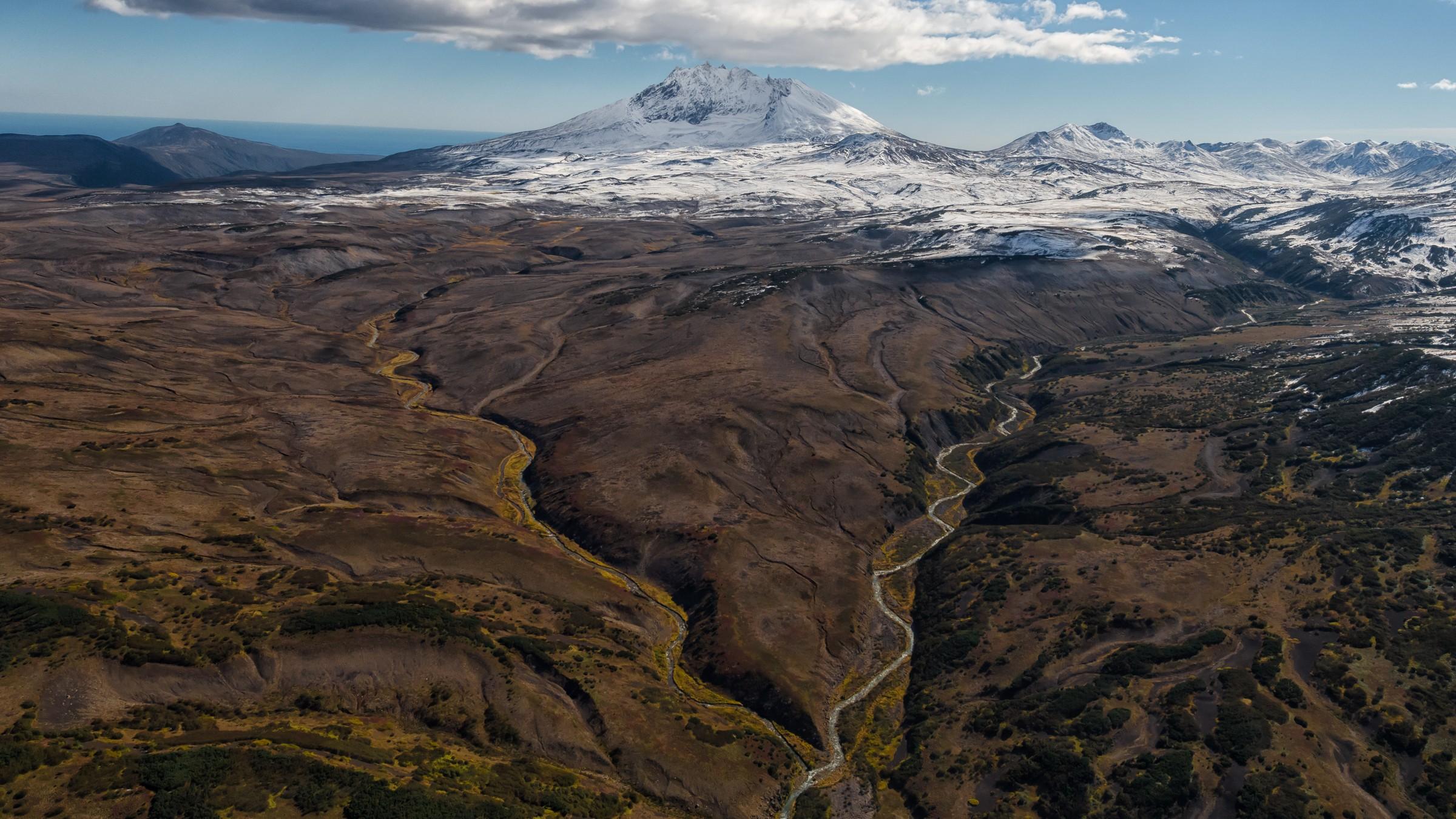 landschap kamchatka 6344