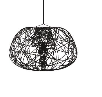 Lightornament ceiling lighting dorado combination detail 1, carbon decoration
