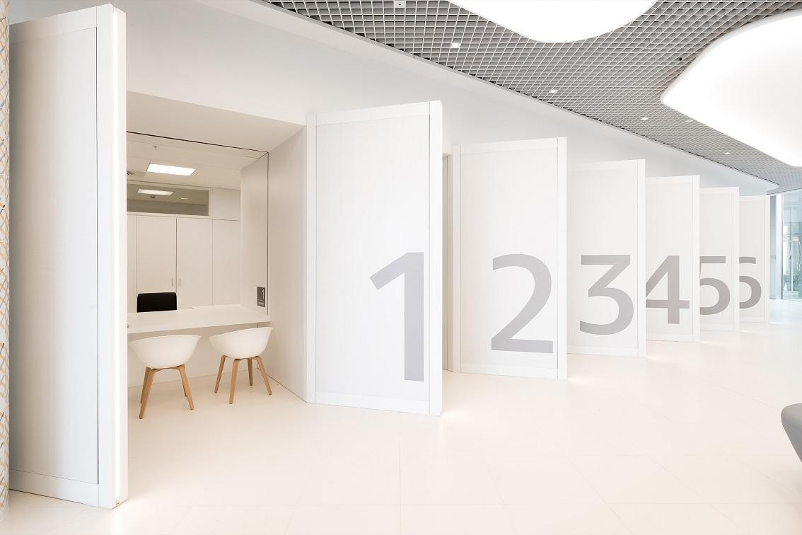 AZ Zeno – Knokke-Heist This state-of-the-art piece of architecture creates a care environment...