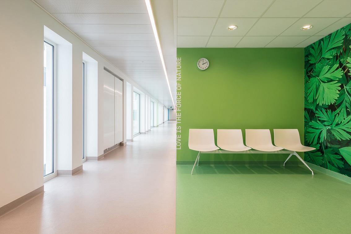 AZ Zeno – Knokke-Heist Dankzij een state-of-the-art architectuur creëert men hier een...
