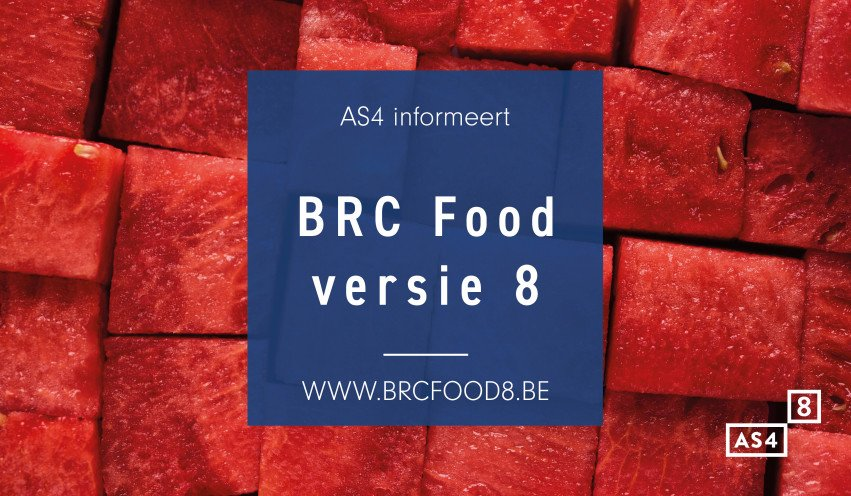 BRC Food versie 8 website