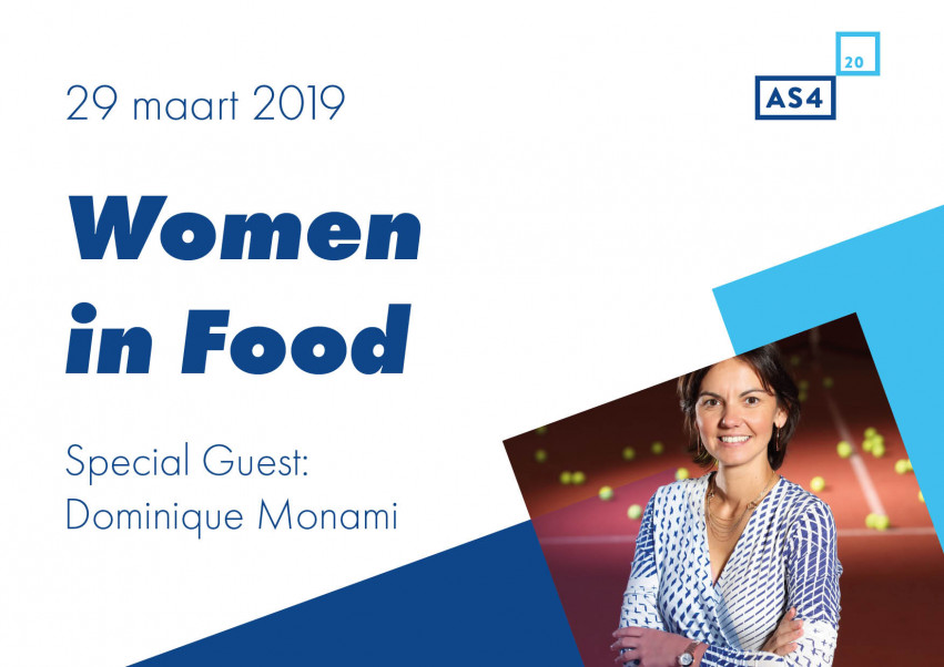 AS4 event: Women in Food