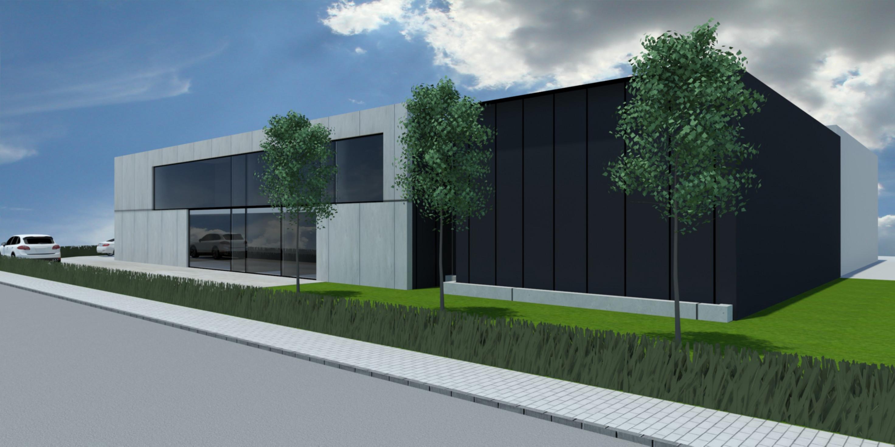 Andries - ASD - nouveau bâtiment