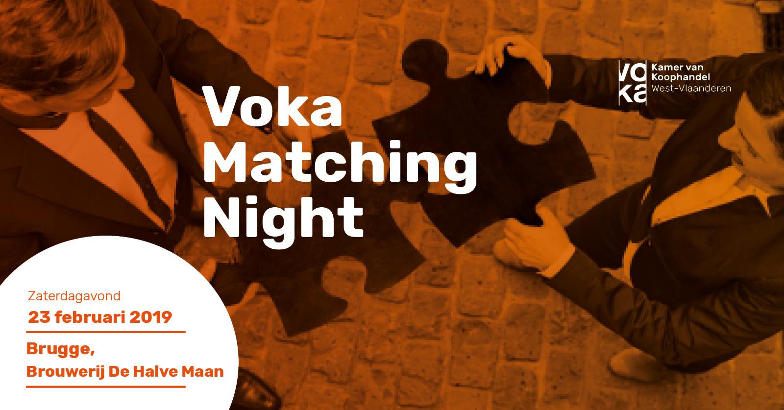 Beeuwsaert Construct op Voka Matching Night