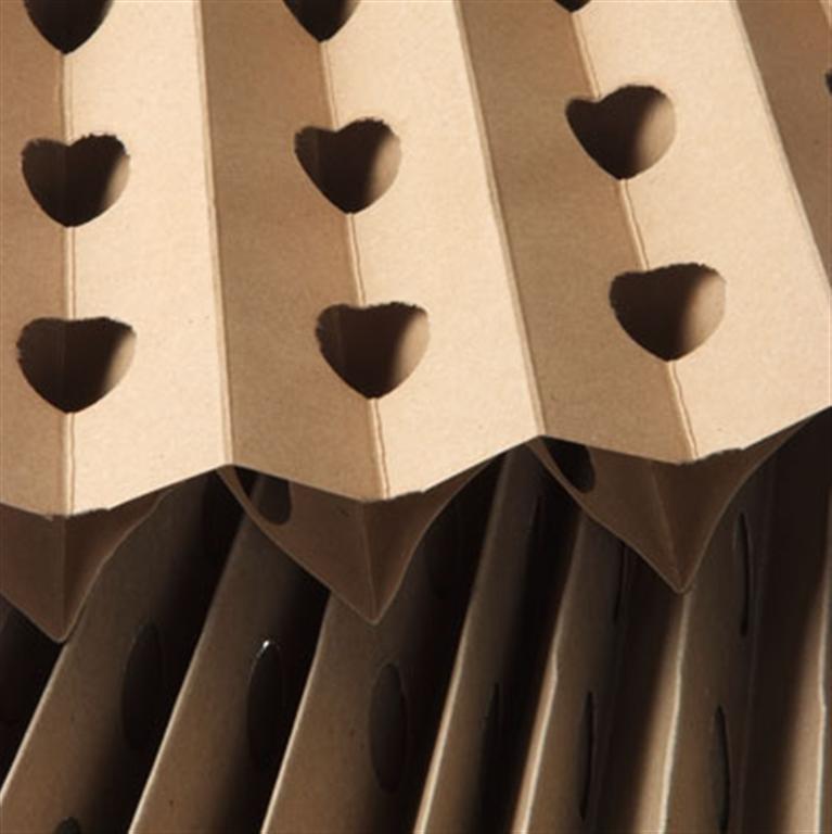 Filtre carton plissé Andrea