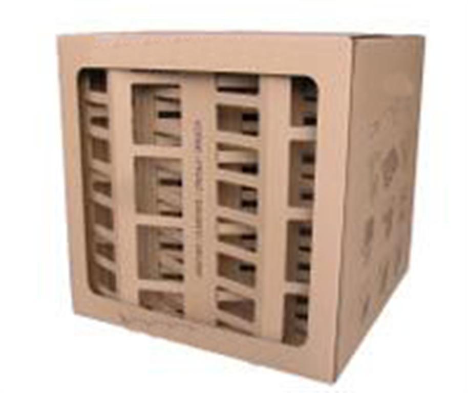 Box de filtre en carton