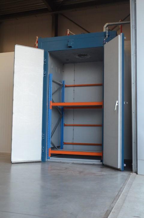 IBC Heating Cabinet