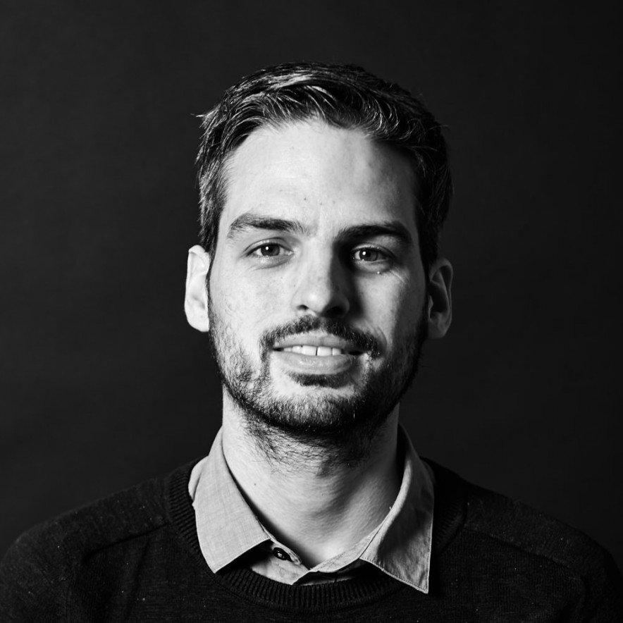 Alexander Dewilde — Front-end Developer