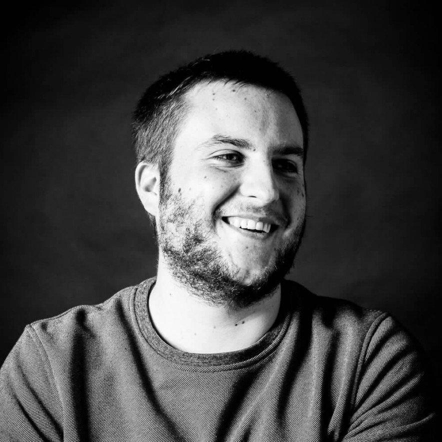 Bavo Declercq — Front-end Developer