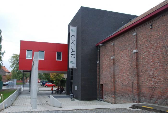 Theaterzaal OCAR