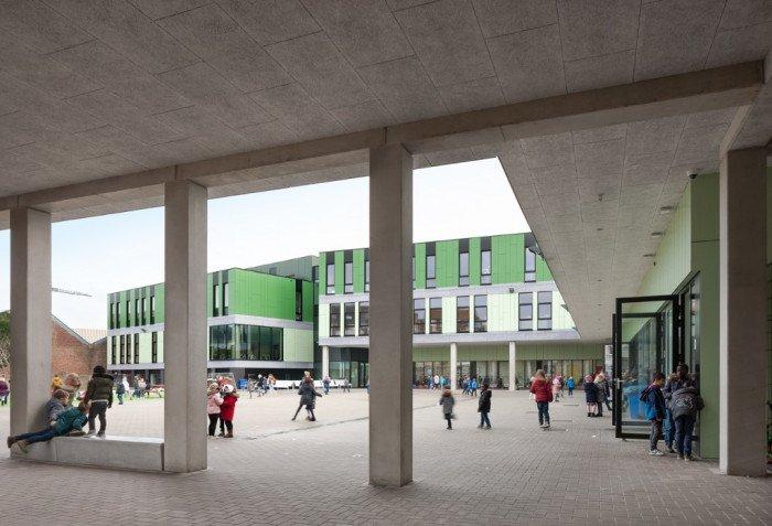DBM project - Scholen van Morgen - Blankenberge