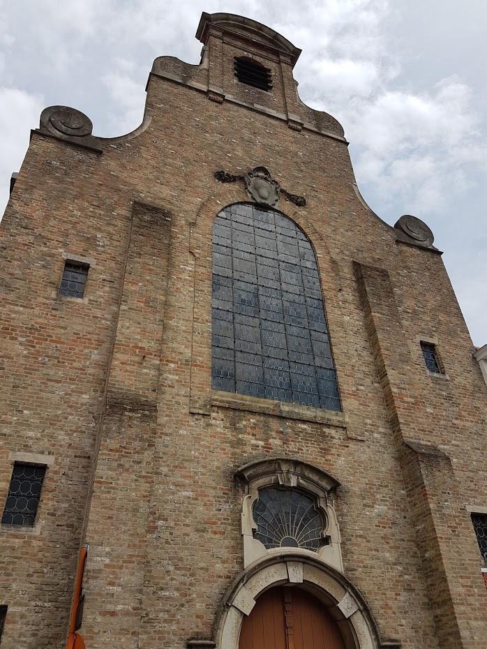 Wispeltuin klooster